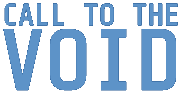 call to the void logo